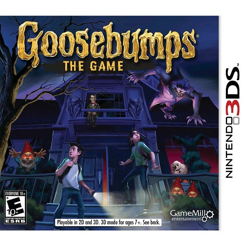 Goosebumps: The Game Nintendo 3DS - image 1 of 1