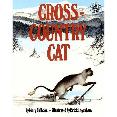 Cross-Country Cat - by  Mary Calhoun (Paperback) - image 1 of 1