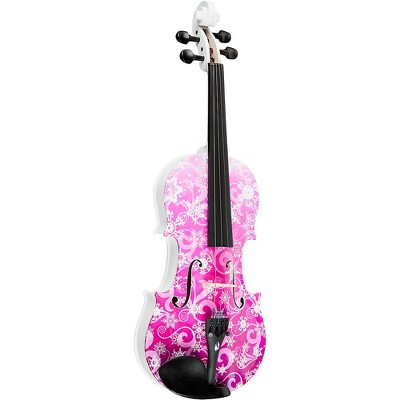 Rozanna's Violins Snowflake II Series Violin Outfit
