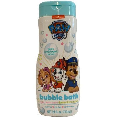 PAW Patrol Extra Gentle Bubble Bath - 24 fl oz