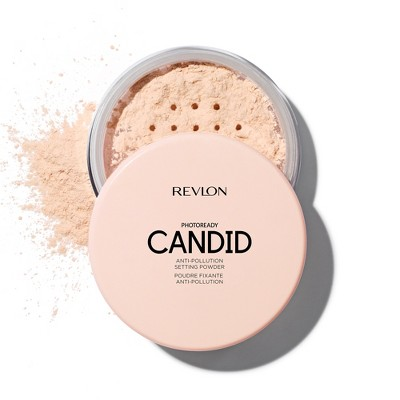 Revlon PhotoReady Candid Anti-pollution Loose Setting Powder - 001 - 0.50oz