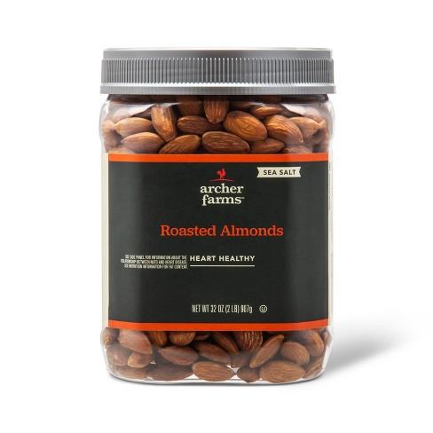 Sea Salt Roasted Almonds - 32oz - Archer Farms™ - image 1 of 1