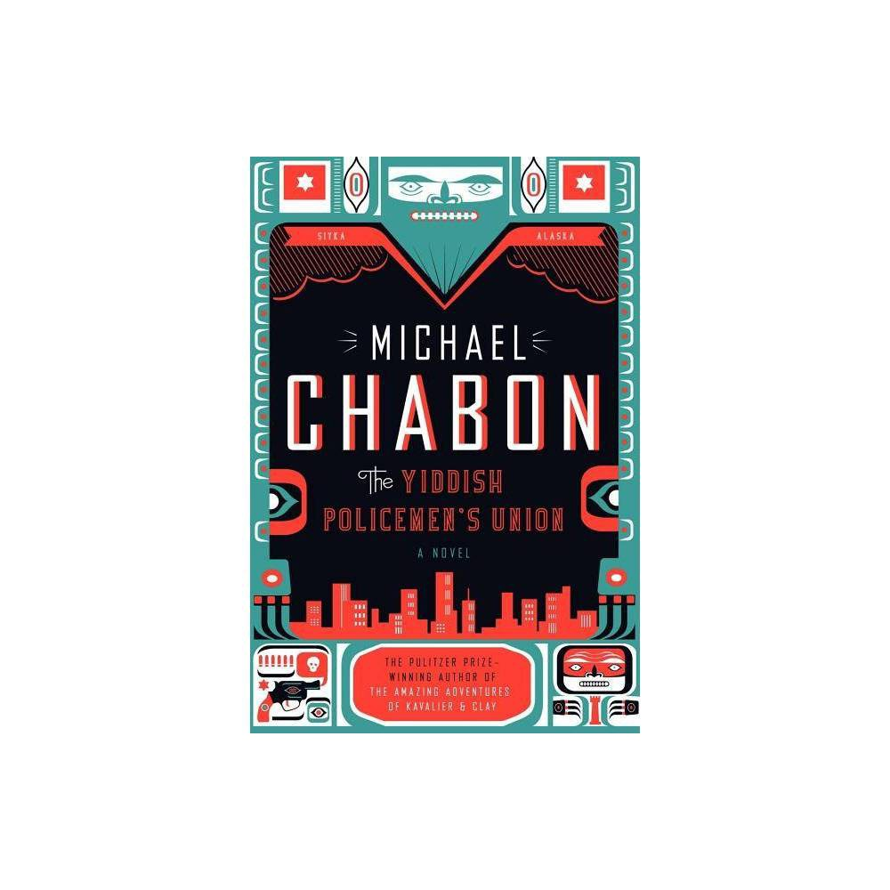 The Yiddish Policemen S Union By Michael Chabon Hardcover