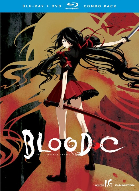 Blood c:Complete series (Blu-ray) - image 1 of 1
