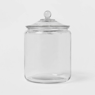 128oz Glass Jar and Lid - Threshold™
