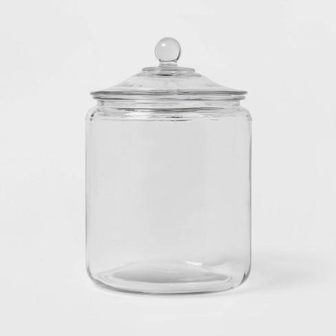 128oz Glass Jar and Lid - Threshold™ - image 1 of 3