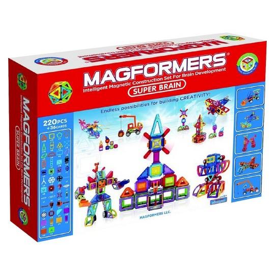 Magformers Super Brain Set image number null