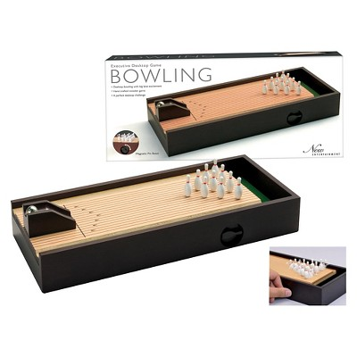 Intex Entertainment Desk Top Bowling Game