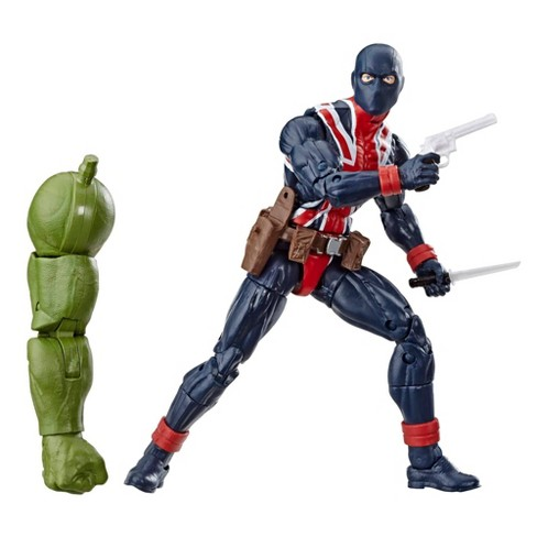 "Marvel Legends Series Union Jack 6"" Collectible Action Figure Toy - image 1 of 4"