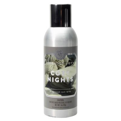 Room Spray - Cozy Nights - 3oz - Signature Soy