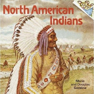 North American Indians - (Pictureback(r)) by  Douglas Gorsline (Paperback)