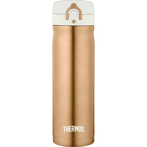 Thermos Stainless Steel Vacuum Insulated Hydration Bottle 16oz - Rose Gold    Target 08fc49e77
