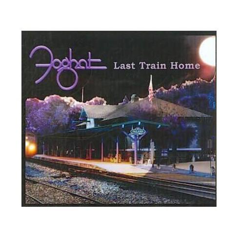 Foghat; Foghat - Last Train Home (Digipak) (CD) - image 1 of 1