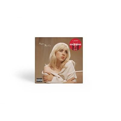 Billie Eilish - Happier Than Ever (Target Exclusive, CD)