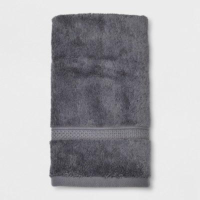Perfectly Soft Solid Hand Towel Pigeon Gray - Opalhouse™