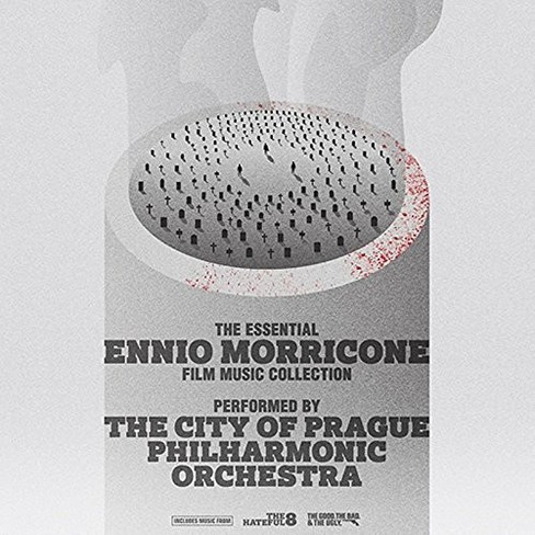City of prague philh - Essential ennio morricone film music (CD) - image 1 of 1