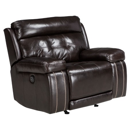Graford Power Recliner with Adjustable Headrest  - Signature Design by Ashley - image 1 of 3