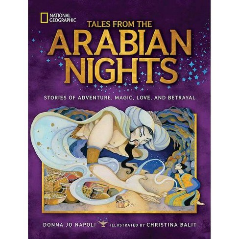 Tales from the Arabian Nights - by  Donna Jo Napoli (Hardcover) - image 1 of 1