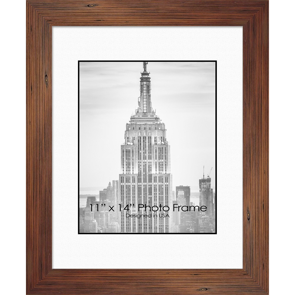 "Image of ""11"""" x 14"""" Single Picture Frame Wood - PTM Images"""