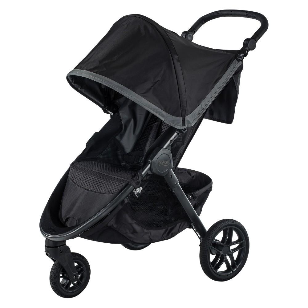 Britax B-Free Stroller - Pewter (Silver)