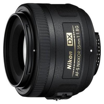Nikon AF-S DX NIKKOR 35mm F1.8G -Black (2183)