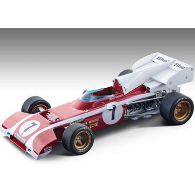 "Ferrari 312 B2 #7 M. Andretti F1 South Africa GP (1972) ""Mythos Series"" Limited Edition to 190 pcs 1/18 Model Car by Tecnomodel"