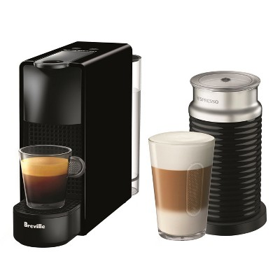 Nespresso Essenza Mini Bundle - Black