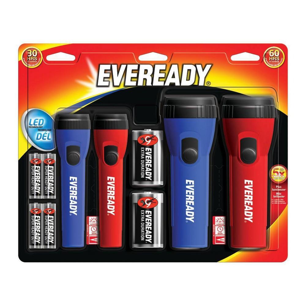Eveready Led Flashlight