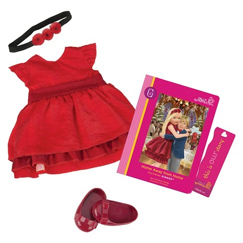 Our Generation® Read and Play Set - Ginger™ - image 1 of 2