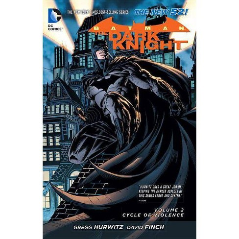 Cycle of Violence - (Batman: The Dark Knight (DC Comics)) by  Gregg Hurwitz (Paperback) - image 1 of 1