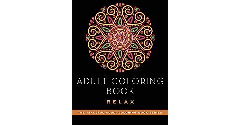 Adult Coloring Book: Relax - image 1 of 1