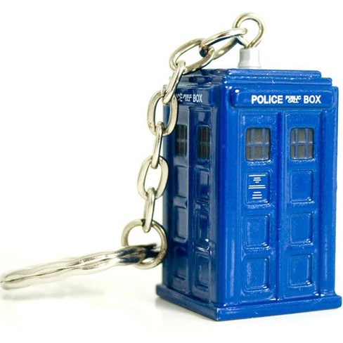 Seven20 Doctor Who Diecast TARDIS Keychain - image 1 of 1