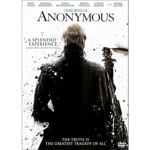 Anonymous (dvd_video) - image 1 of 1