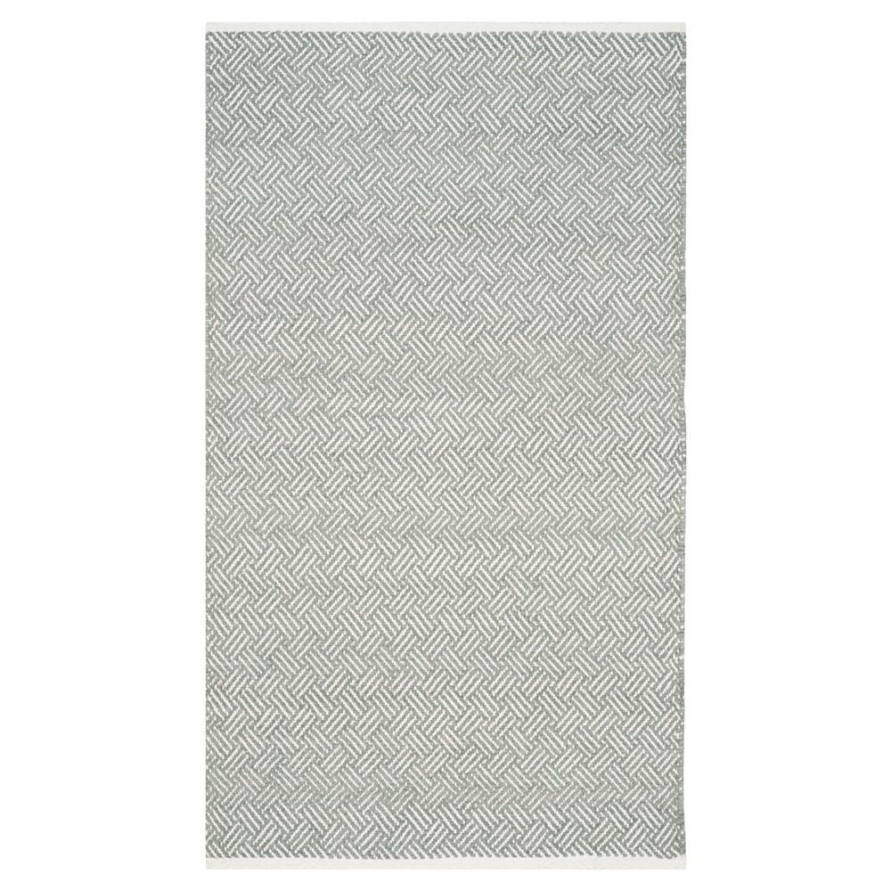Kala Accent Rug - Gray (3'x5') - Safavieh