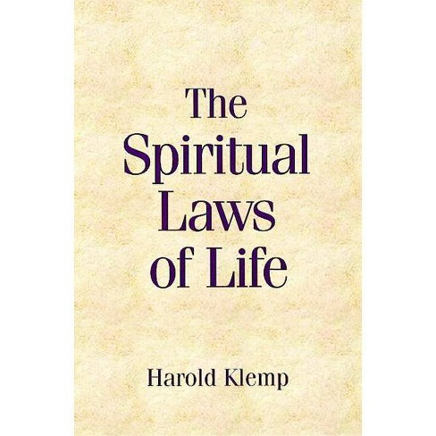 The Spiritual Laws of Life - by  Harold Klemp (Paperback) - image 1 of 1