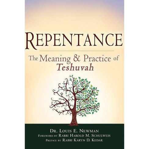 Repentance - by  Louis E Newman (Hardcover) - image 1 of 1
