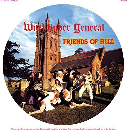 Witchfinder General - Friends Of Hell (Vinyl) - image 1 of 1