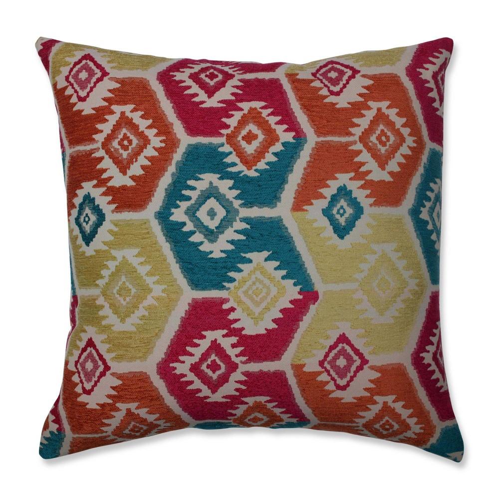 Salkentay Fiesta Oversize Square Floor Pillow Pillow Perfect