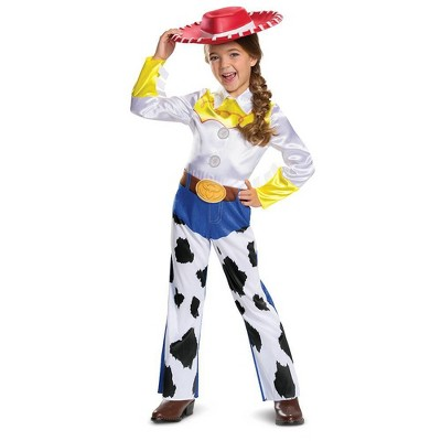 Girls' Toy Story Jessie Classic Halloween Costume by Disguise