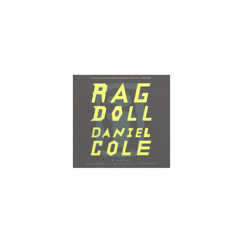 Ragdoll : Library Edition (Unabridged) (CD/Spoken Word) (Daniel Cole)