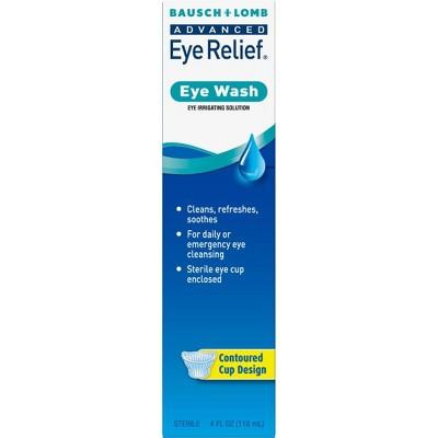 Advanced Eye Relief - Eye Wash - 4 fl oz