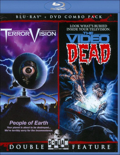 Terrorvision & The Video Dead (Bd/Dvd (Blu-ray) - image 1 of 1