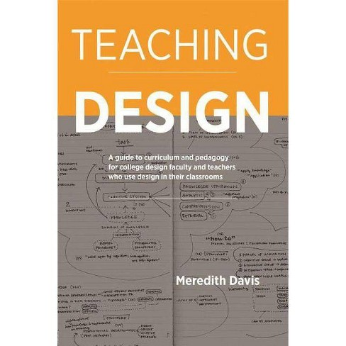 Teaching Design - by  Meredith Davis (Paperback) - image 1 of 1