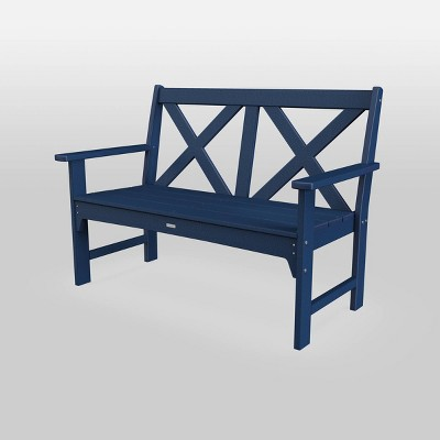 Shawboro POLYWOOD Outdoor Patio Bench - Threshold™