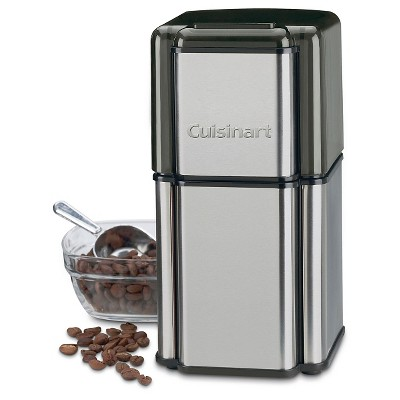 Cuisinart Grind Central Coffee Grinder - Brushed Chrome - DCG-12BCTG