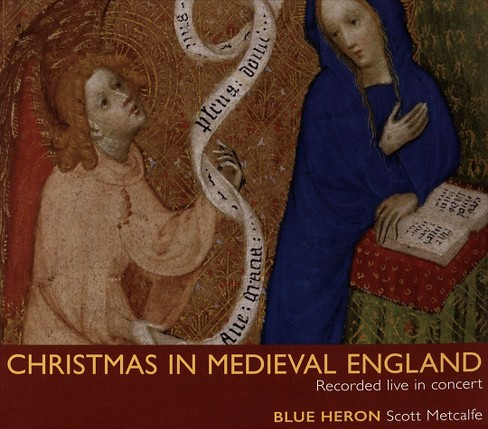 Blue heron - Christmas in medieval england (CD) - image 1 of 1