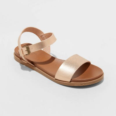 Women's Nyla Ankle Strap Sandals - Universal Thread™