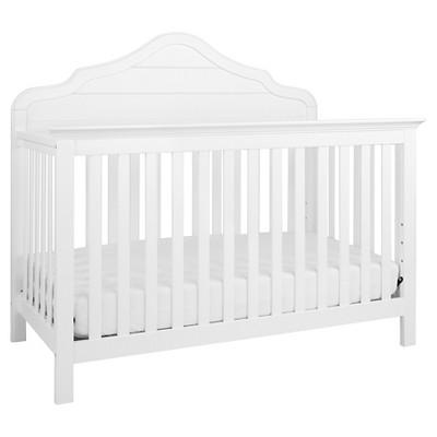 DaVinci Flora 4-in-1 Convertible Crib - White