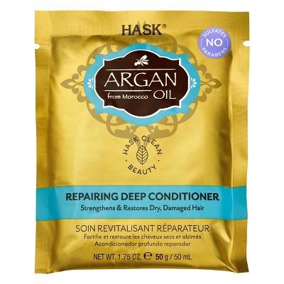 Hask Argan Oil Repairing Deep Conditioner - 1.75 fl oz