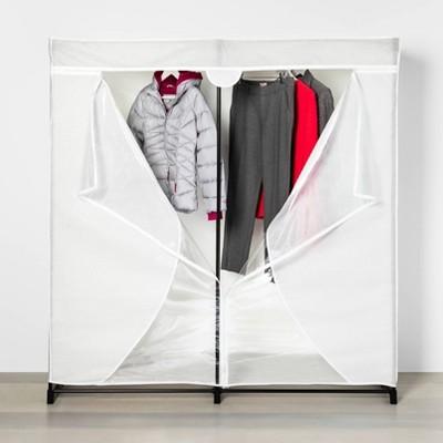 '60'' Wide White Storage Closet - Room Essentials'